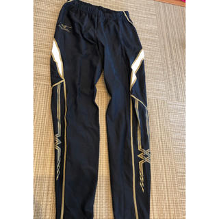 ミズノ(MIZUNO)のミズノ ランニング マラソン スパッツ レーシング タイツ メンズMサイズ(レギンス/スパッツ)