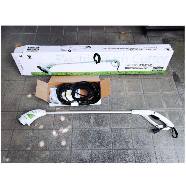 山善(ヤマゼン)の電動草刈機 山善YBC-160A その他のその他(その他)の商品写真