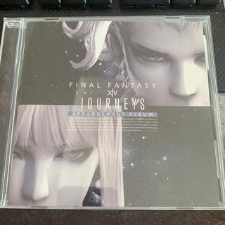 スクウェアエニックス(SQUARE ENIX)のFinalFantasy14 アレンジアルバム(ゲーム音楽)
