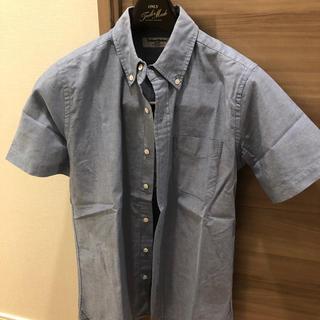 マッキントッシュフィロソフィー(MACKINTOSH PHILOSOPHY)のTraditional Weatherwear 半袖シャツ(シャツ)