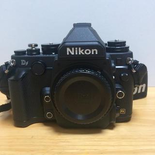 Nikon - 最終値下げです。ニコン Nikon Df 中古 箱有り オマケ付き