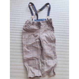 エイチアンドエム(H&M)のH&M 子供用サスペンダー付きパンツ(パンツ)