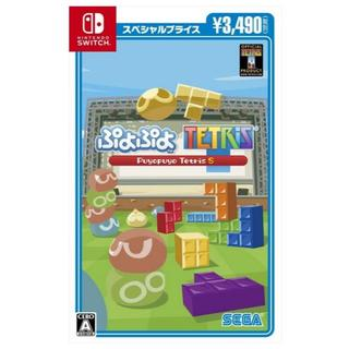 Nintendo Switch - 【新品】Nintendo Switch ぷよぷよテトリス