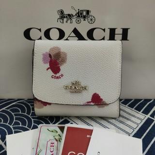 コーチ(COACH)のCOACH 二つ折りミニ財布新品未使用 F53758(折り財布)