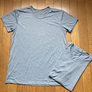 しまむら - メンズインナーシャツ