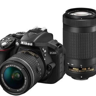 ニコン(Nikon)のD5300(ビデオカメラ)