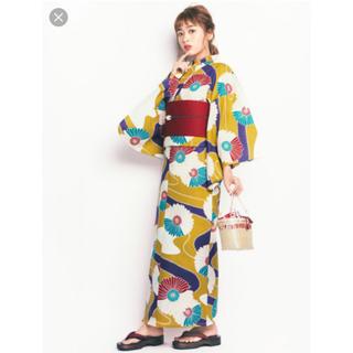 グレイル(GRL)のグレイル 浴衣 定価6599円 三点セット(浴衣)