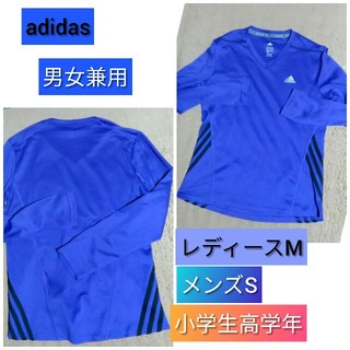 アディダス(adidas)の☆ adidas アディダス Tシャツ  メンズS レディースM 半袖(Tシャツ(半袖/袖なし))