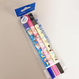 Disney - ディズニー 油性サインペン 3色セット