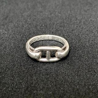 エルメス(Hermes)のHERMES エルメス シェーヌダンクル リング 47 (6号~6.5号)(リング(指輪))