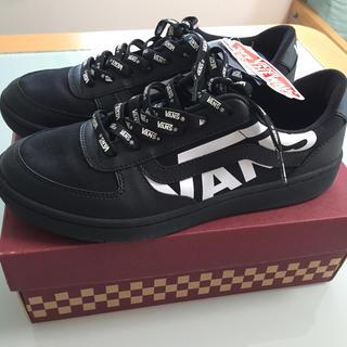 VANS - 【1度着用美品】VANS フローター V4410 19SP BLACK/LOGO