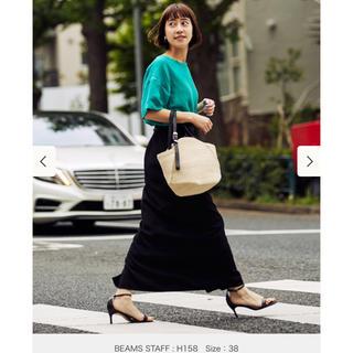 Demi-Luxe BEAMS - Demi-Luxe BEAMS / 楊柳 ロングスカート