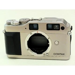 キョウセラ(京セラ)のContax G1 コンタックス(フィルムカメラ)
