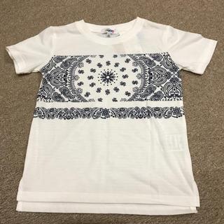 しまむら - 男児Tシャツ 130 新品未使用