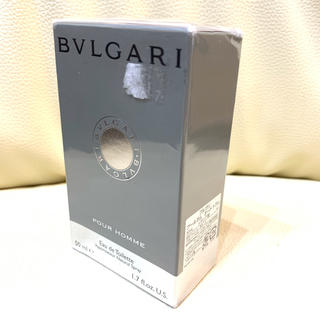 BVLGARI - ブルガリ プールオム オードトワレ 50ml 未開封