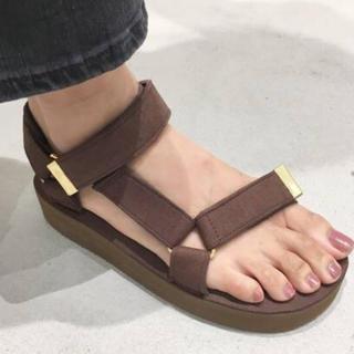 L'Appartement DEUXIEME CLASSE - 【新品 未使用】SUICOKE Strap Sandal