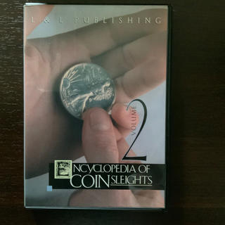 ENCYCLOPEDIA OF COIN SLEIGHTS VOLUME 2(趣味/実用)
