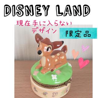 Disney - 送料800円込み✨今は売ってないバンビの小物入れ✨