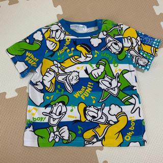 Disney - ディズニーリゾート☆ドナルドTシャツ 90cm