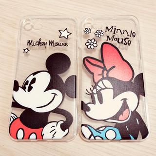 Disney - iPhone ケース ♡ ペアケース ミッキー ミニー