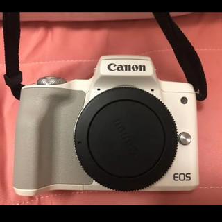 Canon - canon EOS KissM ダブルズームキット
