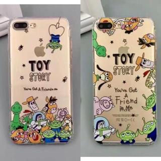 Disney - iPhone ケース ♡ トイ・ストーリー ペアケース