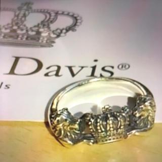 ジャスティンデイビス(Justin Davis)の美品 ジャスティンデイビス リング  11号(リング(指輪))