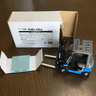 TOYOTA L&F FUEL CELL