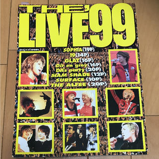 ARENA 37℃ THE LIVE '99(音楽/芸能)