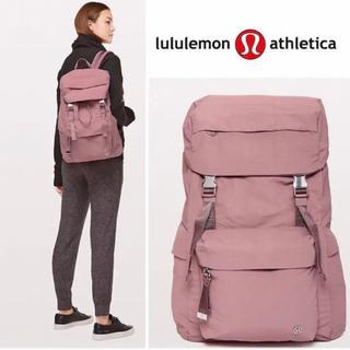 lululemon - ルルレモンON MY LEVEL RUCKSACK バックパック20L