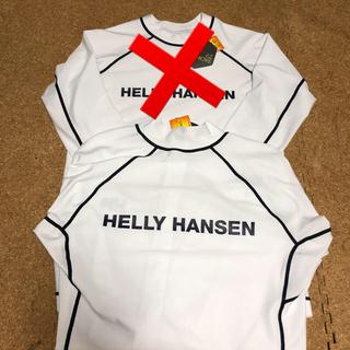 ヘリーハンセン(HELLY HANSEN)のhelly hansen  ジップアップ ラッシュガード 水着(水着)