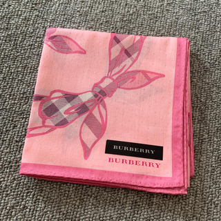 BURBERRY - 未使用 Burberry ハンカチ