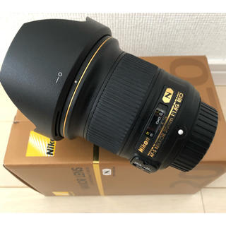 Nikon - Nikon AF-S NIKKOR 20mm f/1.8G ED