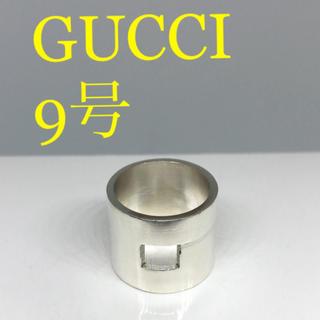 Gucci - [良品]GUCCI 指輪 リング 9号