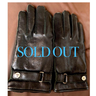 Vivienne Westwood - ヴィヴィアンウエストウッド 革製手袋