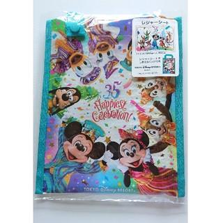 Disney - ディズニー 35周年 実写 レジャーシート  ミッキー ミニー