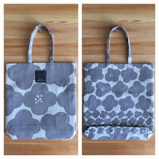 ミナペルホネン(mina perhonen)の++ミナペルホネン++hanaco toast bag(トートバッグ)
