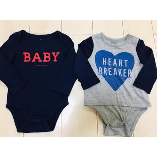 babyGAP - BABYGAP◎ロンパース◎18-24m 90cm◎まとめ売り