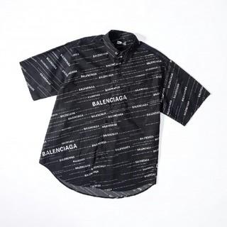 バレンシアガ(Balenciaga)の新品 Balenciaga  半袖 シャツ(Tシャツ/カットソー(半袖/袖なし))