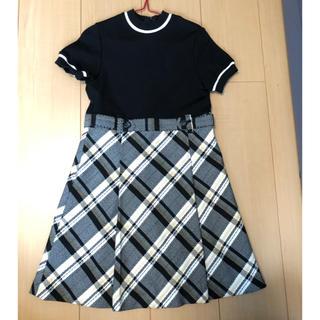 クミキョク(kumikyoku(組曲))の組曲 ワンピース 110−120cm(ドレス/フォーマル)