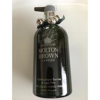 MOLTON BROWN - モルトブラウン/ジュニパーベリー&ラップパイン〈ハンドウォッシュ〉