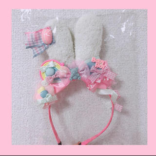 Angelic Pretty - ウサギ カチューシャ
