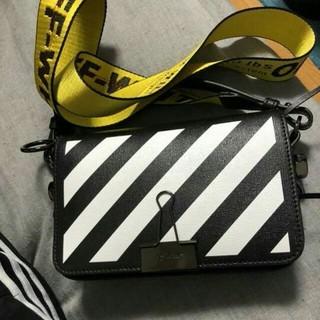 OFF-WHITE - 新品未使用 off-white ショルダーバッグ