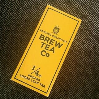 LUPICIA - 【値下】新品 未開封 BREW TEA Co ブリューティーカンパニー 113g