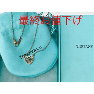 Tiffany & Co. - ティファニー エンチャントハートネックレス