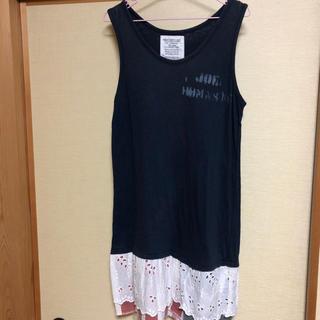 ゴートゥーハリウッド(GO TO HOLLYWOOD)のゴートゥーハリウッド 160 チュニック(Tシャツ/カットソー)