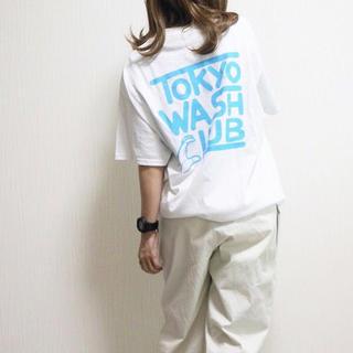 Supreme - tokyo wash club tシャツ