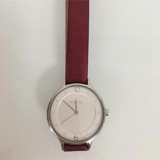 スカーゲン(SKAGEN)のスカゲン skagen レディース 時計(腕時計)