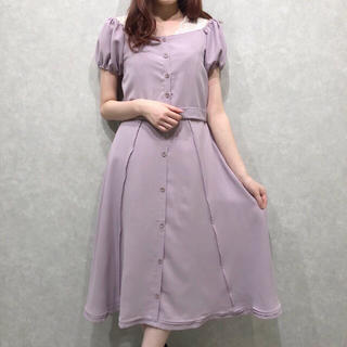 evelyn - 19AW最新作💖新品タグ付き💖完売品💖 ショートパフ袖セットアップ
