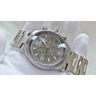 Gucci - GUCCI グッチ 126.2 クロノ 男性用 クオーツ腕時計 電池新品 B21